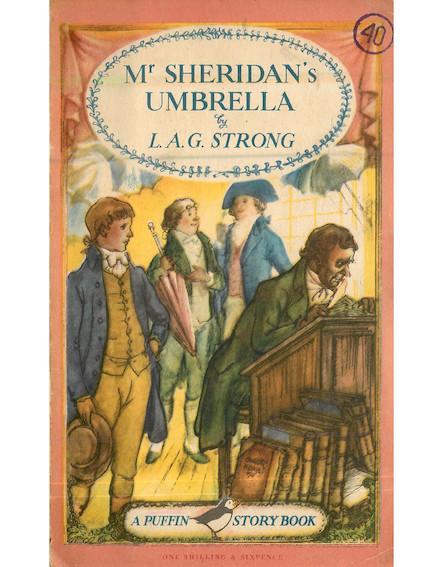Mr Sheridan's Umbrella