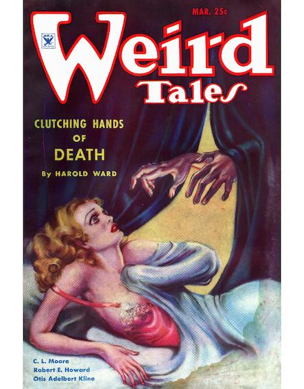 Clutching Hands Of Death