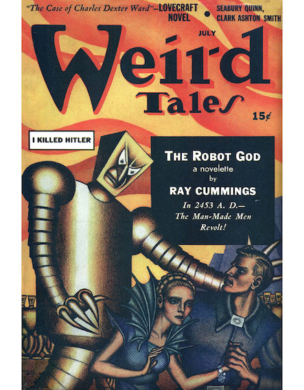 The Robot God