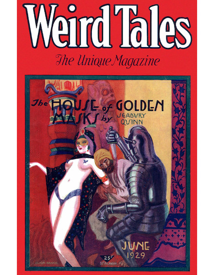 The House Of Golden Masks