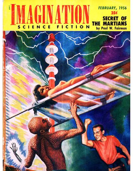 Secret Of The Martians