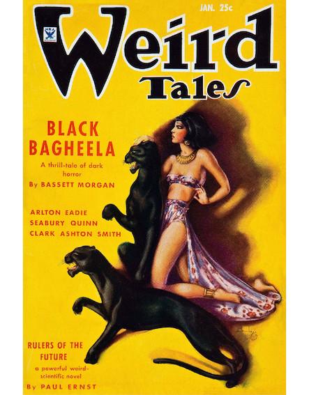 Black Bagheela