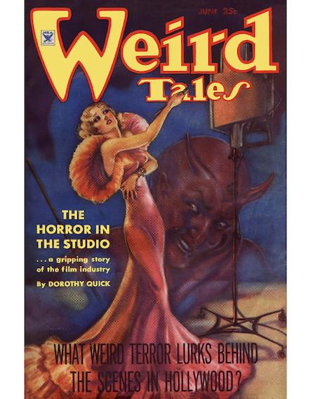 The Horror In The Studio