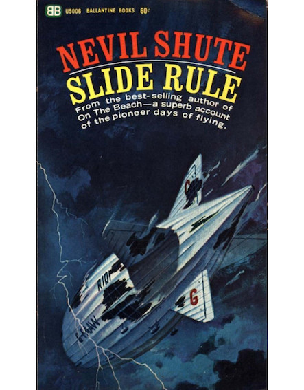 Slide Rule: Autobiography Of An Engineer