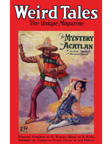 The Mystery Of Acatlan