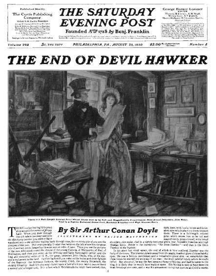 The End Of Devil Hawker