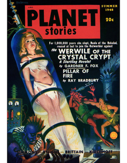 Werewile Of The Crystal Crypt