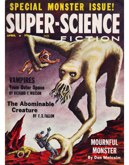 Vampires From Outer Space