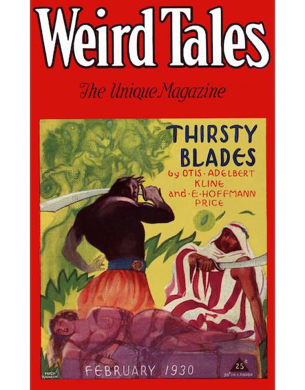 Thirsty Blades
