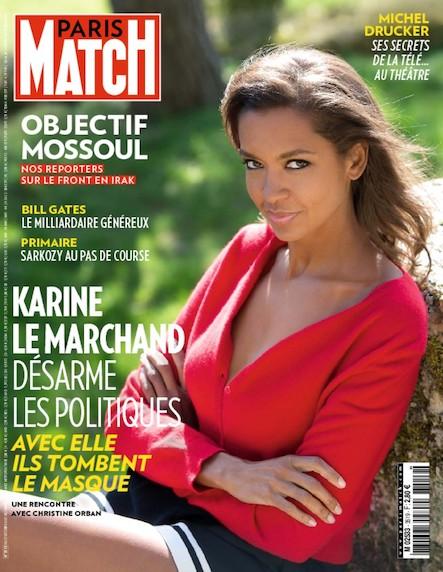 Paris Match N°3519 Octobre 2016