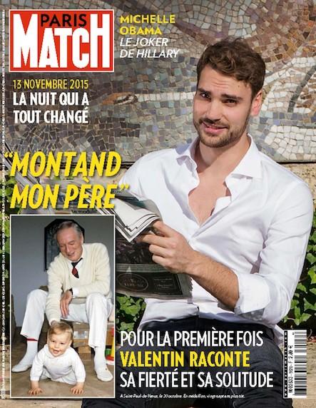 Paris Match N°3520