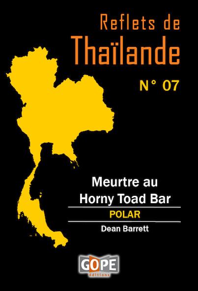 Reflets de Thaïlande N°7 : Meurtre au Horny Toad Bar
