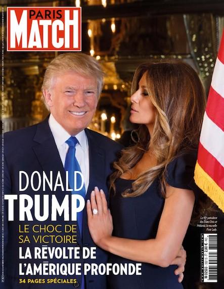 Paris Match N°3521 Novembre 2016