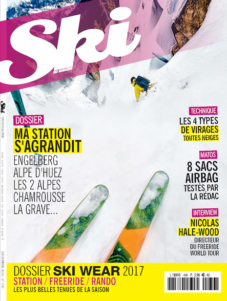 SKI Magazine - Décembre 2016