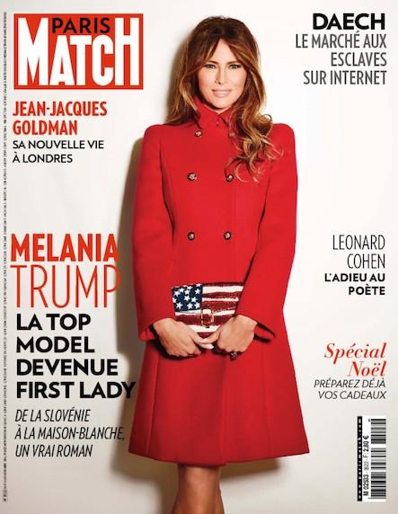 Paris Match N°3522