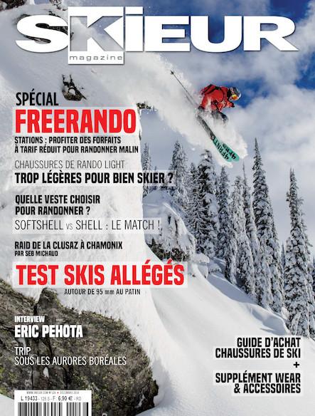 Skieur - Décembre 2016