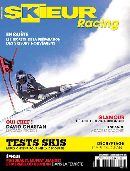Skieur - Hiver 2016