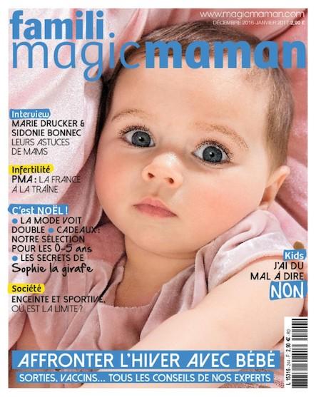 Magic Maman - Décembre 2016/Janvier 2017