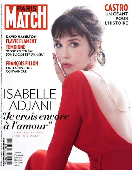 Paris Match N°3524 Décembre 2016
