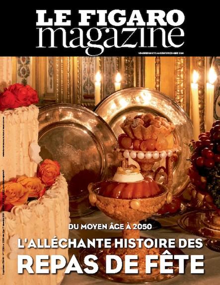 Le Figaro Magazine - L'alléchante histoire des repas de fêtes