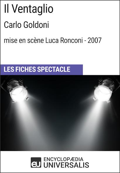 Il Ventaglio (CarloGoldoni?-?mise en scène Luca Ronconi?-?2007)