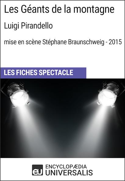 Les Géants de la montagne (LuigiPirandello - mise en scène Stéphane Braunschweig - 2015)