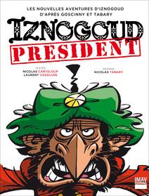 Iznogoud - tome 29 - Iznogoud président |
