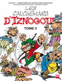 Iznogoud - tome 23 - Les cauchemars d'Iznogoud 3 |