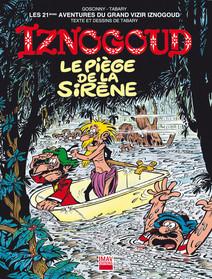Iznogoud - tome 21 - Le piège de la sirène |