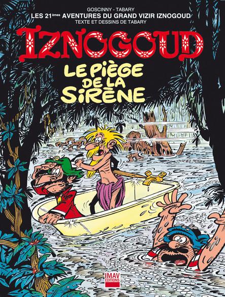 Iznogoud - tome 21 - Le piège de la sirène