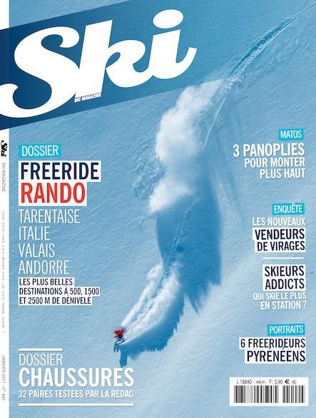 SKI Magazine - Janvier 2017