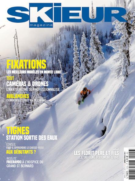 Skieur - Janvier/Février 2017