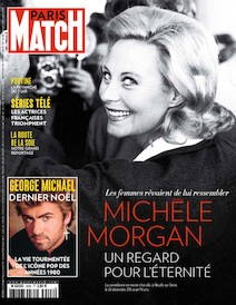 Paris Match N°3528 Décembre 2016 |