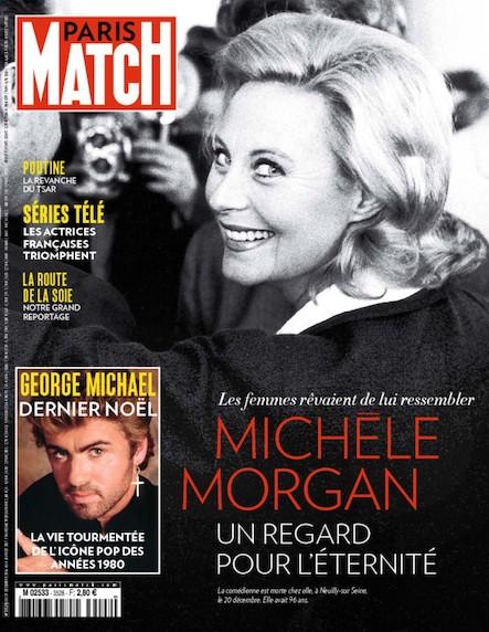 Paris Match N°3528 Décembre 2016