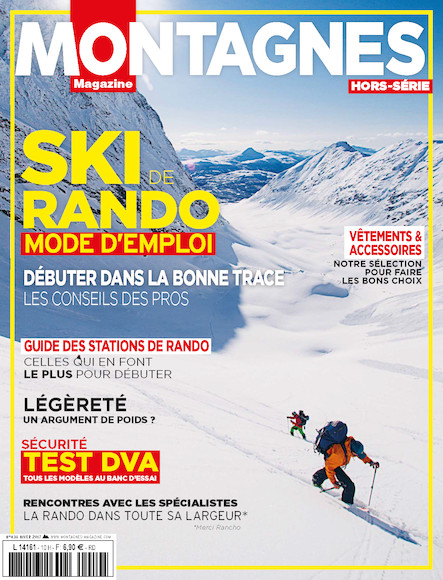 Montagnes magazine - Hiver 2017