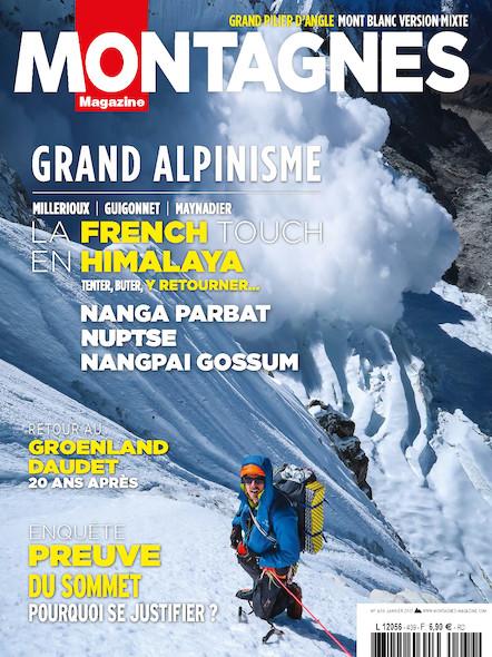 Montagnes magazine - Janvier 2017