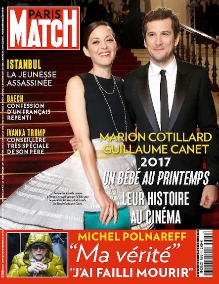Paris Match N°3529 Janvier 2017