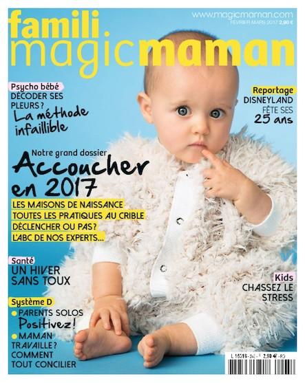 Magic Maman - Février/Mars 2017