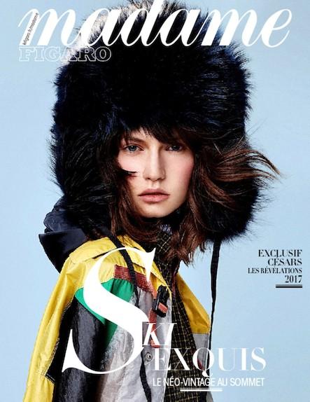 Madame Figaro - Janvier 2017 N°3