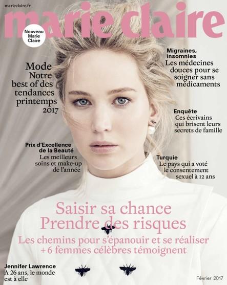 Marie Claire - Février 2017