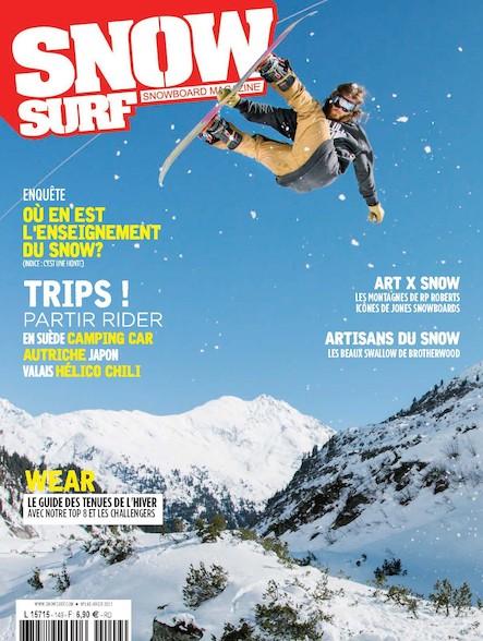 Snowboard Magazine - Hiver 2017