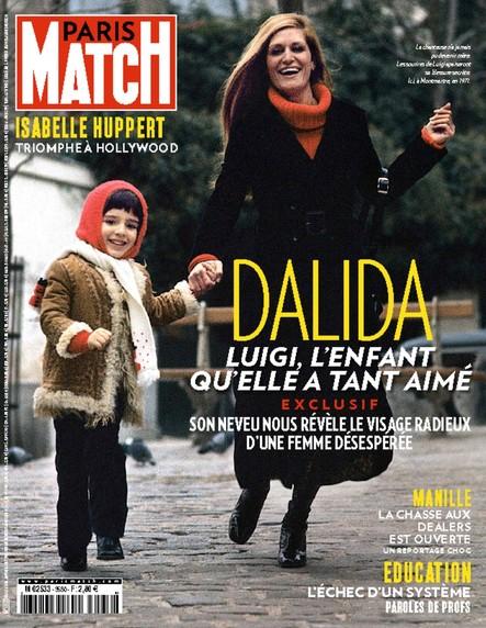 Paris Match N°3530 Janvier 2017