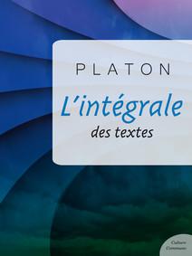 L'intégrale des textes de Platon | Platon