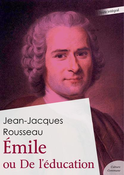 Émile ou De l'éducation
