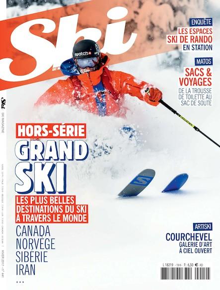 SKI Magazine - Hiver 2017