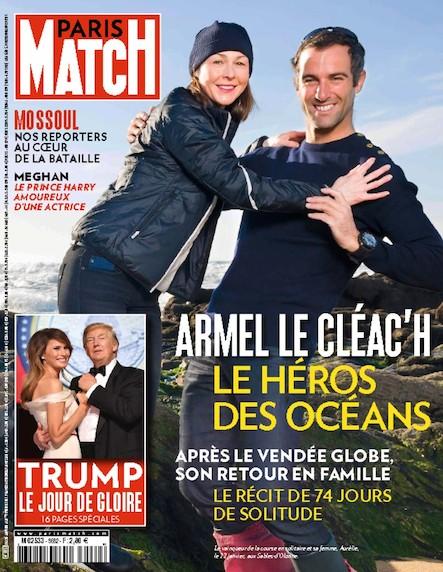 Paris Match N°3532
