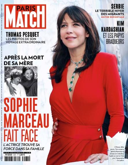 Paris Match N°3531