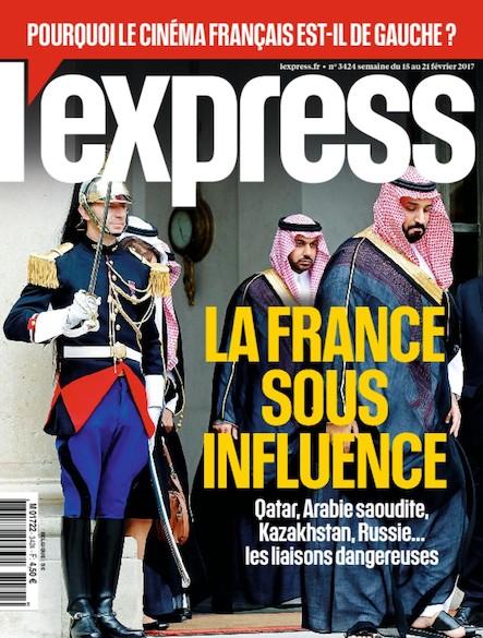 L'Express - Février 2017 - La France sous influence
