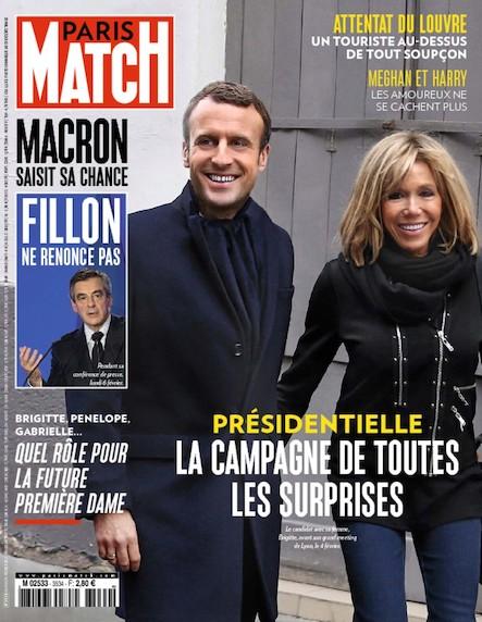 Paris Match N°3534