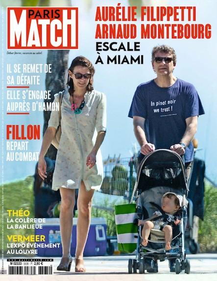 Paris Match N°3535